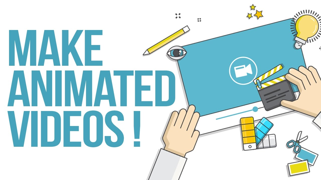 how to make animated videos